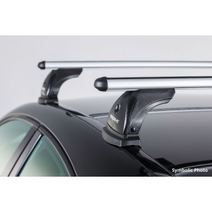 Barres de toit pour Peugeot 208 (5 portes)