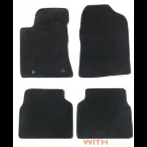 Tapis en textile pour Toyota Avensis