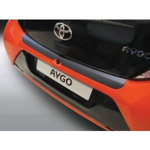 Protection de pare-chocs Toyota AYGO 3/5 portes