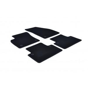 Tapis en textile pour Volvo V50