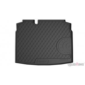 Tapis de coffre en caoutchouc pour VW Golf V/VI HB (roue de secours étroite)