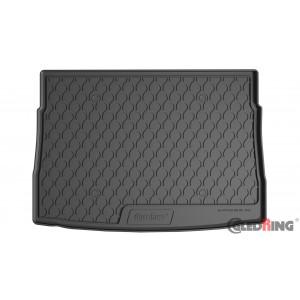 Tapis de coffre en caoutchouc pour VW Golf VIII (sol élevé variable)