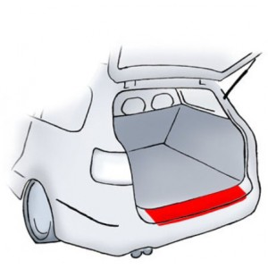 Film de protection pour pare-chocs VW Touareg II