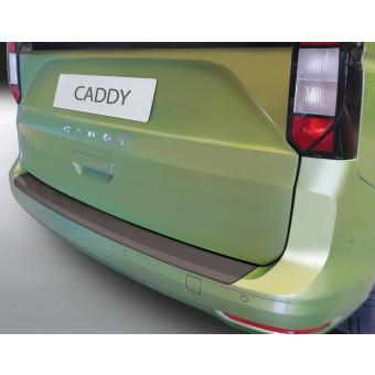Protection de pare-chocs Volkswagen CADDY (Pare-chocs peint)