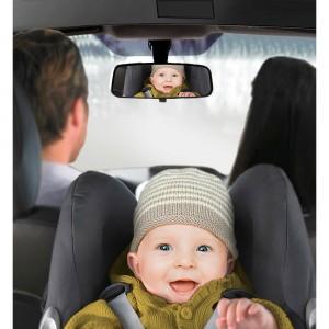 Miroir de surveillance enfant pour siège arrière