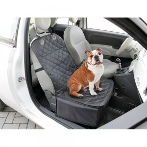 Housse de siège pour chien et protection de siège auto (avant ou arrière)