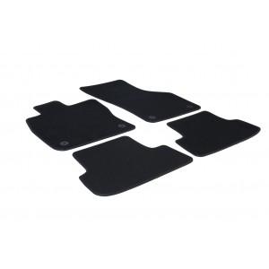 Tapis en textile pour Audi A3