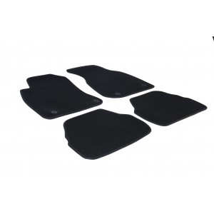 Tapis en textile pour Audi A6