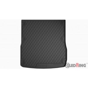 Tapis de coffre en caoutchouc pour Audi A6 Avant (4F)