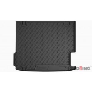 Tapis de coffre en caoutchouc pour BMW X4 (F26)