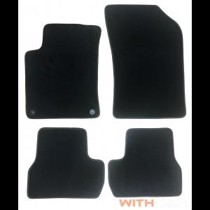 Tapis en textile pour Citroen C3