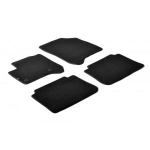 Tapis en textile pour Citroen C3 Picasso