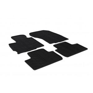 Tapis en caoutchouc pour Citroen C3 Aircross