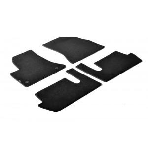 Tapis en textile pour Citroen C4 Picasso
