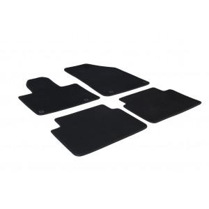 Tapis en textile pour Citroen C5