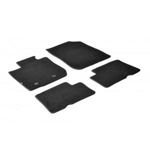 Tapis en textile pour Dacia Duster 4x4