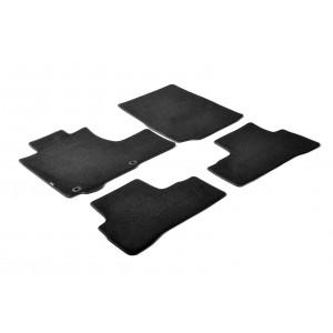 Tapis en textile pour Honda CR-V