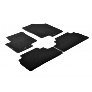 Tapis en textile pour Hyundai IX20