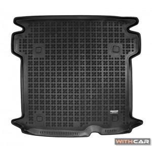 Bac de coffre pour Fiat Doblo Fourgonnette Maxi (5 sièges)