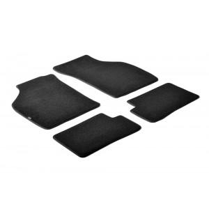 Tapis en textile pour Lancia Ypsilon