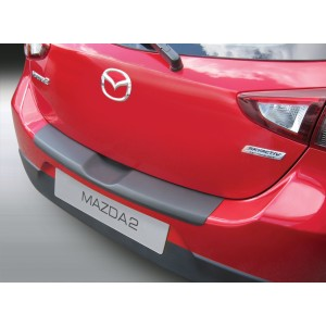 Protection de pare-chocs Mazda 2 5 portes
