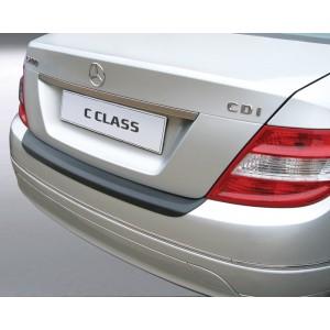 Protection de pare-chocs Mercedes Classe C W204 4 portes (non SPORT)