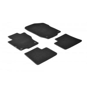 Tapis en textile pour Mercedes ML (W164)