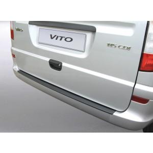 Protection de pare-chocs Mercedes VIANO/VITO/V CLASS SPORT/AMG LINE