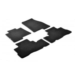 Tapis en textile pour Mitsubishi Pajero (5 portes)