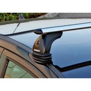 Barres de toit pour Mercedes Classe R version allongée