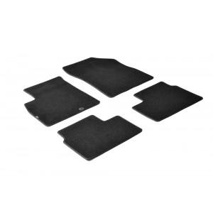 Tapis en textile pour Nissan Micra