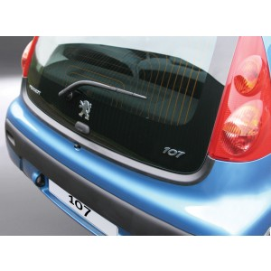 Protection de pare-chocs Peugeot 107 3/5 portes