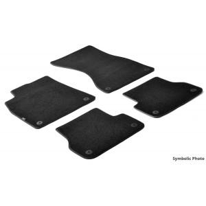 Tapis en textile pour Peugeot 208