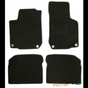 Tapis en textile pour Volkswagen Golf IV