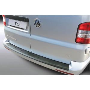 Protection de pare-chocs Volkswagen T6 CARAVELLE / COMBI / MULTIVAN / TRANSPORTER (deux portes de coffre)