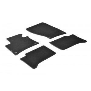 Tapis en textile pour Volkswagen Touareg